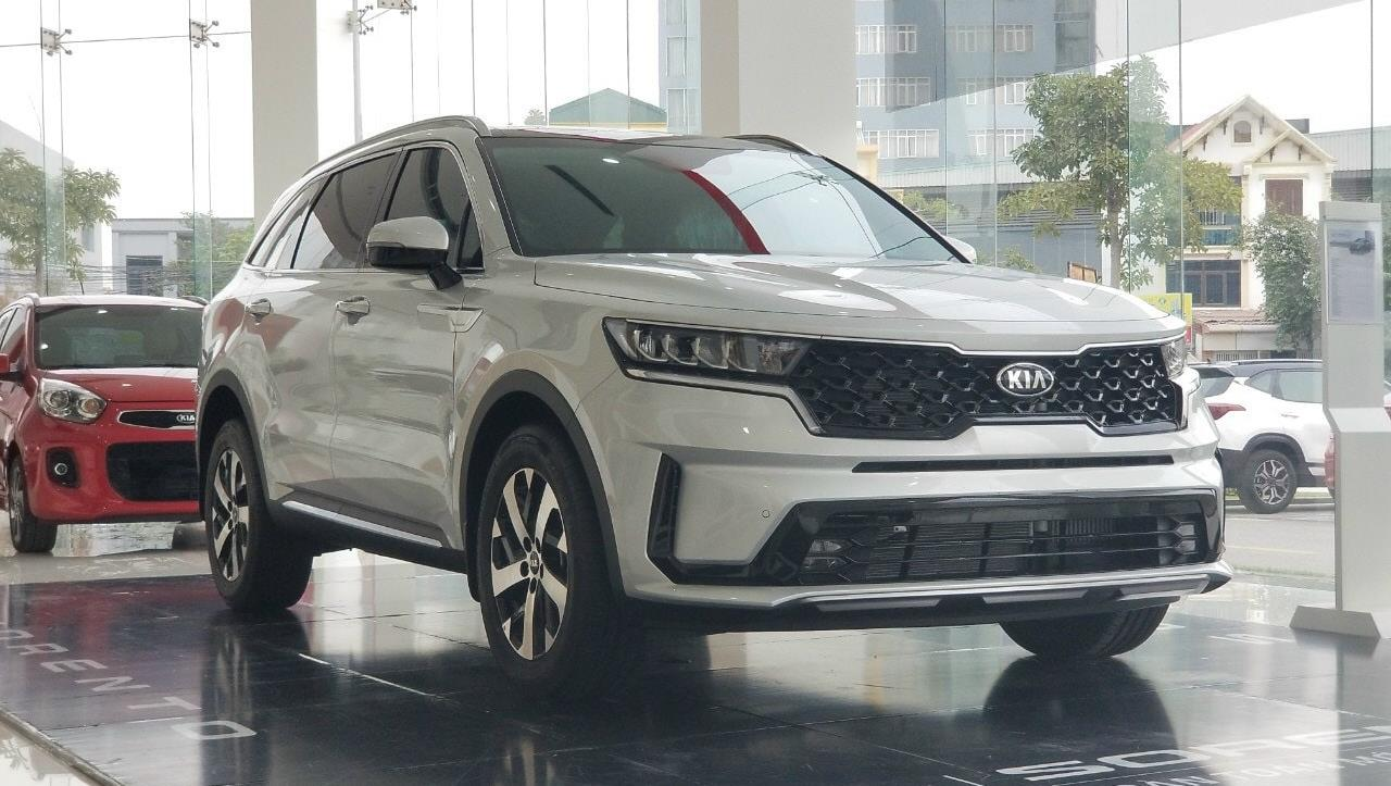 CarBiz.vn   Chi tiết KIA Sorento 2021 bản 2.2D Luxury giá ...